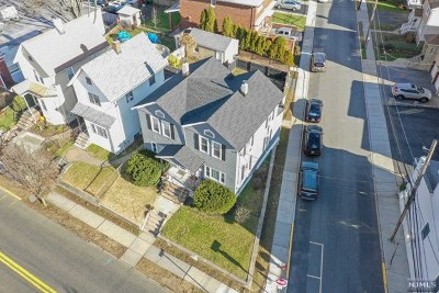 East Rutherford Multi Family 2-4 For Sale: 111 Carlton Avenue