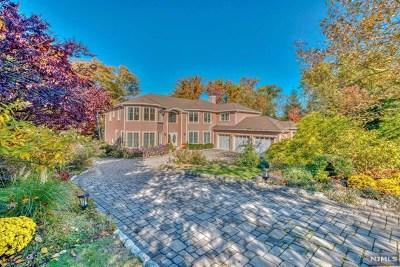 Woodcliff Lake Single Family Home For Sale: 12 Folding Farm Court