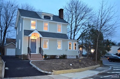 Fair Lawn Single Family Home For Sale: 1-13 32nd Street