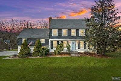 West Milford Single Family Home For Sale: 41 Alvin Road