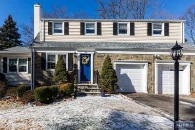 Demarest Single Family Home For Sale: 200 Hardenburgh Avenue