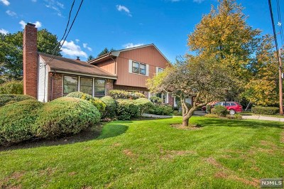 Englewood Cliffs Single Family Home For Sale: 70 North Virginia Court