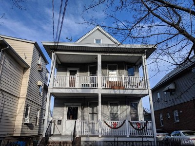 Clifton Multi Family 2-4 For Sale: 20 Van Riper Avenue