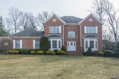 Morris County Single Family Home For Sale: 1 Nathan Drive