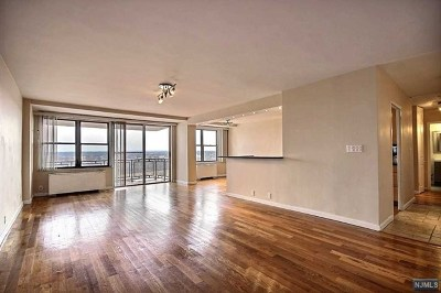 Hackensack Condo/Townhouse For Sale: 301 Beech Street #9f