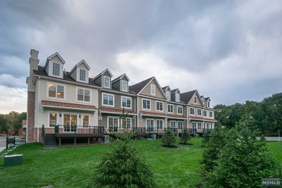 Montvale Condo/Townhouse For Sale: 205 Premier Way
