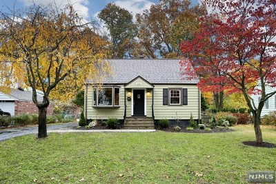 New Milford Single Family Home For Sale: 340 Birchwood Road