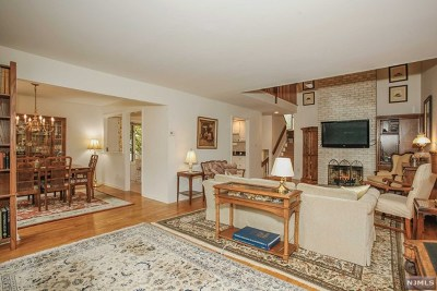 Mahwah Condo/Townhouse For Sale: 103 Storms Drive