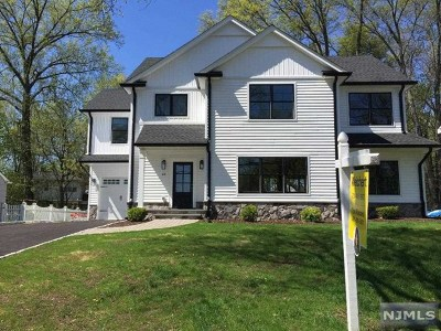 Glen Rock Single Family Home For Sale: 26 Radburn Road
