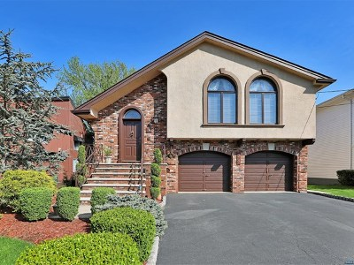 Englewood Cliffs Single Family Home For Sale: 28 7th Street