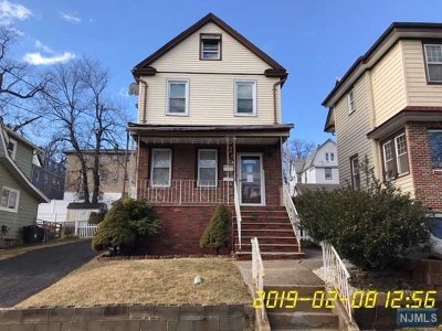 Ridgefield Park Multi Family 2-4 For Sale: 54 Hille Place