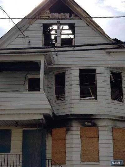 Paterson Multi Family 2-4 For Sale: 178-182 Fulton Street