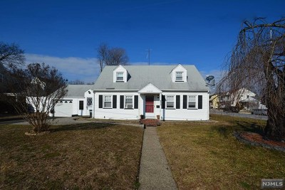 Single Family Home For Sale: 72 Oxford Street