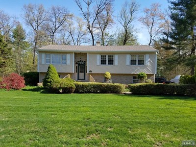 Franklin Lakes Single Family Home For Sale: 320 Forest Glen Avenue