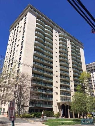 Hackensack Condo/Townhouse For Sale: 125 Prospect Avenue #4g