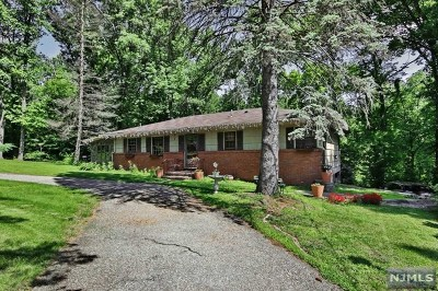 Morris County Single Family Home For Sale: 24 Kakeout Road
