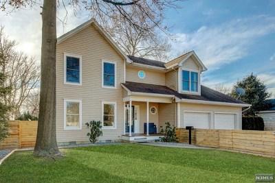 Hillsdale Single Family Home For Sale: 455 Piermont Avenue