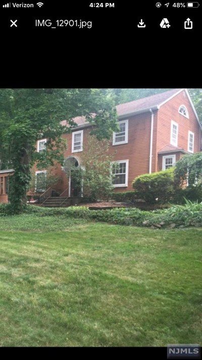 Englewood NJ Single Family Home For Sale: $675,000