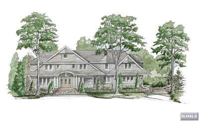 Mahwah Single Family Home For Sale: 10 Tudor Rose Terrace