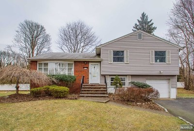 Paramus NJ Single Family Home For Sale: $549,000
