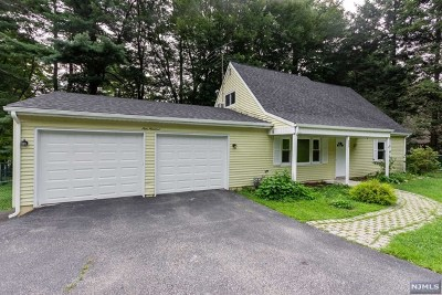 West Milford Single Family Home For Sale: 900 Union Valley Road