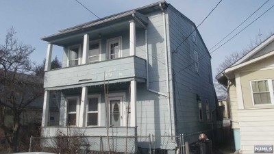 Paterson Multi Family 2-4 For Sale: 131-135 North 8th Street