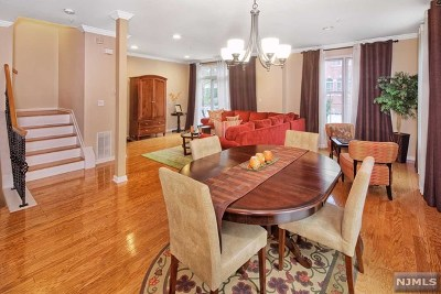 West New York Condo/Townhouse For Sale: 174 Price Court