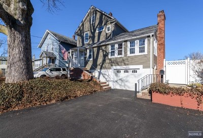 Dumont Multi Family 2-4 For Sale: 28 Wood Place