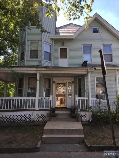 Paterson Multi Family 2-4 For Sale: 444-446 15th Avenue