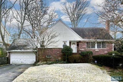 Tenafly Single Family Home For Sale: 16 Ravine Road