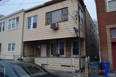 Passaic Multi Family 2-4 For Sale: 14 Tulip Street