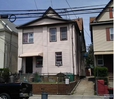 Passaic Multi Family 2-4 For Sale: 86 Sherman Street