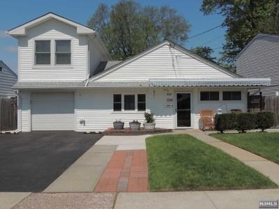 Rochelle Park Single Family Home For Sale: 65 Howard Avenue