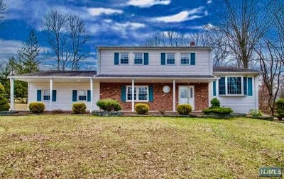 Morris County Single Family Home For Sale: 2 Sunset Court