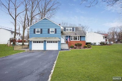 New Milford Single Family Home For Sale: 366 Floral Court