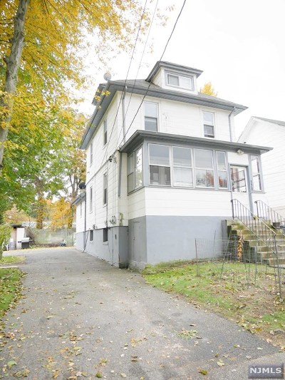 Englewood Multi Family 2-4 For Sale: 220 3rd Street