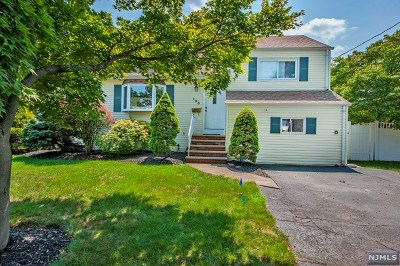 Dumont Single Family Home For Sale: 120 Barbara Road