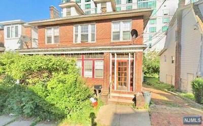 Cliffside Park Multi Family 2-4 For Sale: 6 Glen Street