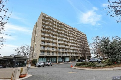 Edgewater Condo/Townhouse For Sale: 1055 River Road #805