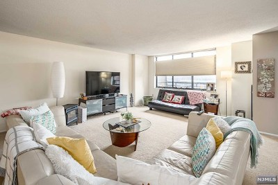 Secaucus Condo/Townhouse For Sale: 1329 Harmon Cove Tower