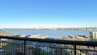 Fort Lee NJ Condo/Townhouse For Sale: $225,000