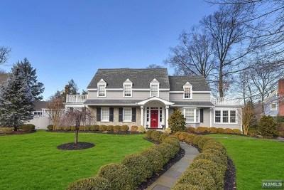Englewood Single Family Home For Sale: 170 Hillside Avenue