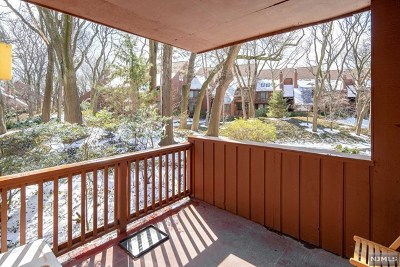 Secaucus Condo/Townhouse For Sale: 411 Egret Lane