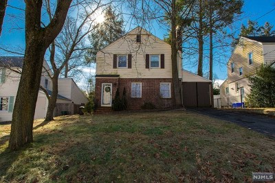 Tenafly Single Family Home For Sale: 210 West Clinton Avenue
