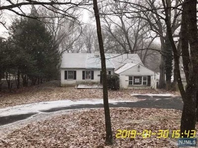 Closter Single Family Home For Sale: 614 Closter Dock Road