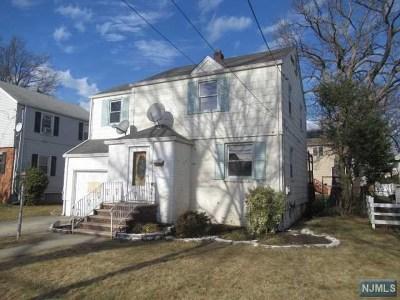 Passaic County Single Family Home For Sale: 92 Dawson Avenue