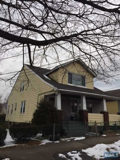 Paterson Single Family Home For Sale: 176-180 Ryerson Avenue