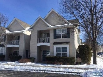 Morris County Condo/Townhouse For Sale: 446 Cambridge Drive