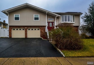 Hackensack NJ Single Family Home For Sale: $549,000