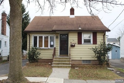 East Rutherford Single Family Home For Sale: 14 McKenzie Avenue